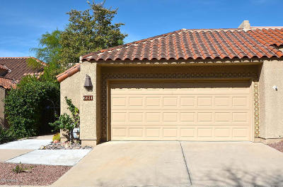Tucson Townhouse Active Contingent: 6131 N Black Bear Loop