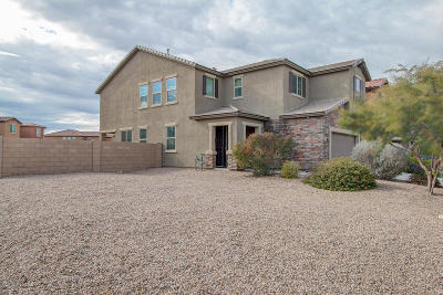 Single Family Home For Sale: 8008 S Dolphin Way