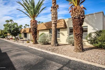 Tucson Townhouse For Sale: 660 E River Road #X