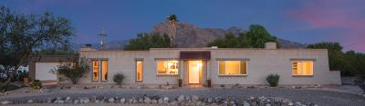Tucson Single Family Home For Sale: 8260 N Wanda Road