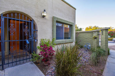 Tucson Single Family Home For Sale: 5004 E Silver Street