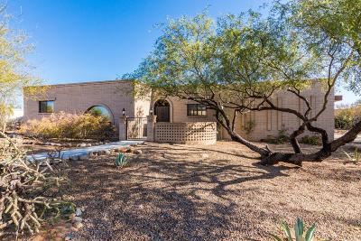 Tucson Single Family Home For Sale: 7200 N Sonya Way
