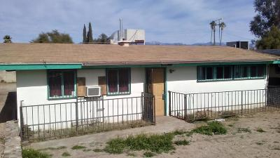 Pima County Single Family Home For Sale: 2303 E 36th Street