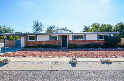 Pima County, Pinal County Single Family Home For Sale: 8524 E Eli Street