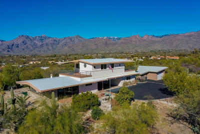 Pima County, Pinal County Single Family Home For Sale: 3745 N Pellegrino Drive