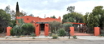 Tucson Single Family Home For Sale: 1230 E Seneca Street
