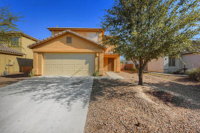 Marana Single Family Home For Sale: 12924 N Steamboat Drive