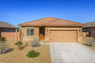Marana Single Family Home For Sale: 11548 W Fayes Glen Drive