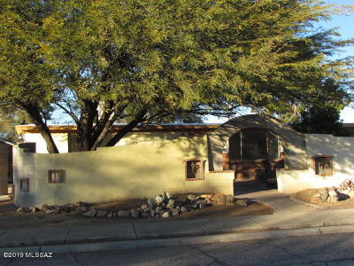 Tucson Single Family Home For Sale: 4873 E 28th Street