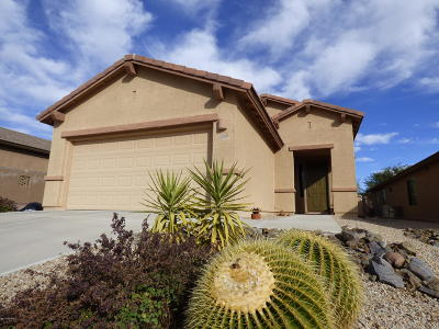Green Valley Single Family Home For Sale: 1068 W Pastora Peak Drive