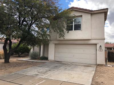 Sahuarita Single Family Home Active Contingent: 180 E Oracle Oak Street