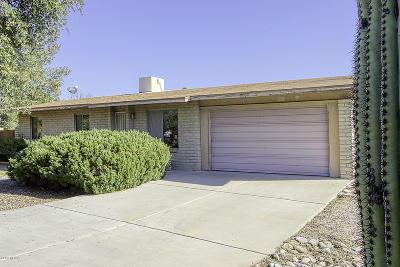 Oro Valley Single Family Home Active Contingent: 9980 N Placita Papalote