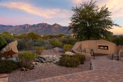 Oro Valley Single Family Home Active Contingent: 10910 N Stargazer Drive