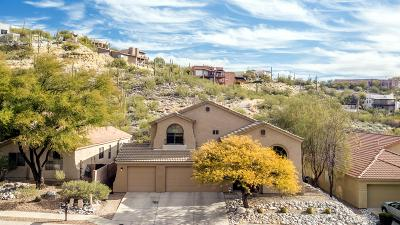Tucson Single Family Home For Sale: 4506 N Saddle View Drive
