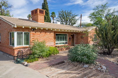 Tucson Single Family Home For Sale: 2335 E 9th Street