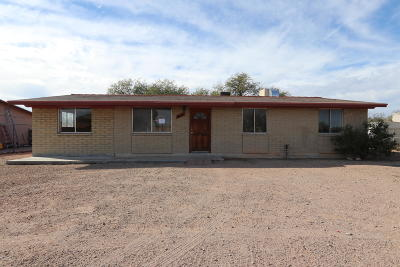 Tucson Single Family Home Active Contingent: 6370 S Cactus Wren Place