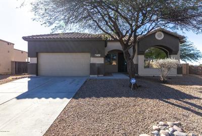 Tucson Single Family Home For Sale: 7981 W Hawk Eagle Court