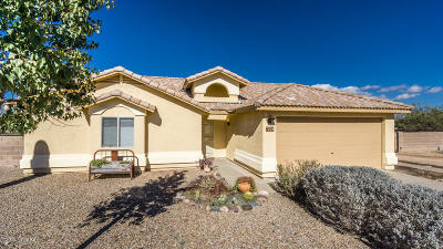 Tucson Single Family Home For Sale: 7224 W Timberleaf Drive