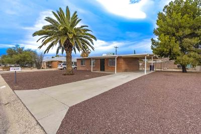 Pima County Single Family Home For Sale: 5819 E 33rd Street