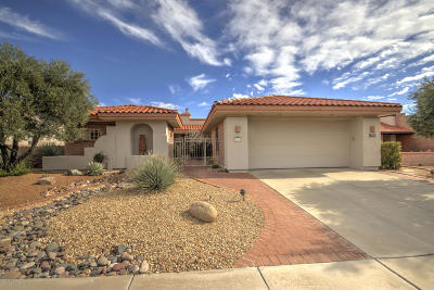 Green Valley Single Family Home Active Contingent: 4929 S Gloria Vista Drive