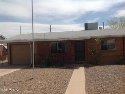 Tucson Single Family Home Active Contingent: 2750 N Baxter Avenue