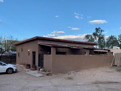 Tucson Single Family Home For Sale: 530 W Helen Street