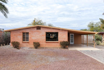 Pima County Single Family Home For Sale: 2737 N Haskell Drive