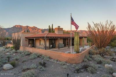 Tucson Townhouse For Sale: 6600 E Valle Di Cadore
