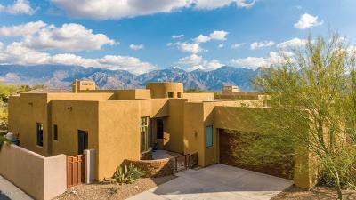 Oro Valley Single Family Home For Sale: 971 W Lone Mesquite