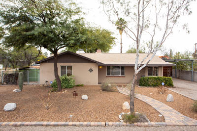 Pima County Single Family Home For Sale: 2726 E Blacklidge Drive