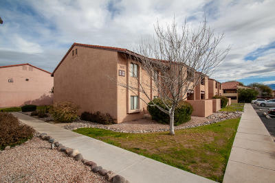 Tucson Condo For Sale: 2172 N Pantano Road #122