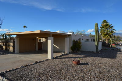 Pima County Single Family Home For Sale: 101 N Gollob Road