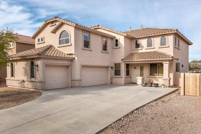 Tucson Single Family Home For Sale: 7495 N Bradstreet Drive