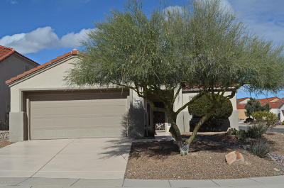 Oro Valley Single Family Home For Sale: 951 E Sedona Place