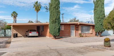 Tucson Single Family Home For Sale: 7351 E Random Ridge Drive