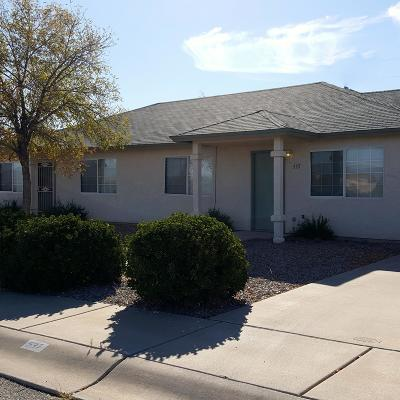 Benson Residential Income For Sale: 535 W 537 541 543 9th Street