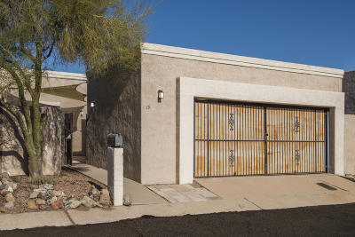 Tucson Townhouse For Sale: 1340 W Placita Cobre
