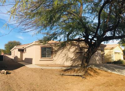 Sahuarita Single Family Home For Sale: 267 E Placita Nubes De Agua