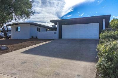 Tucson Single Family Home For Sale: 1752 S Camino Seco