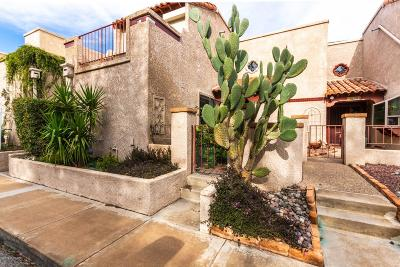 Tucson Townhouse For Sale: 2296 W Paseo Cielo