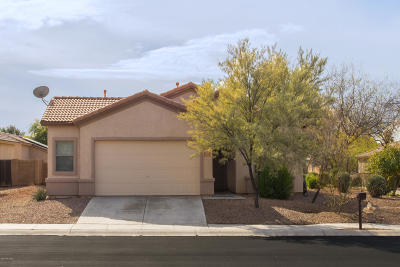 Marana Single Family Home For Sale: 11087 W Willow Field Drive