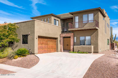 Marana Single Family Home For Sale: 11362 N Moon Ranch Place
