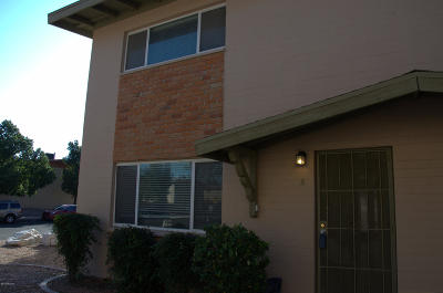 Pima County Condo For Sale: 913 N Desert Avenue #A