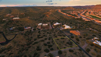 Tucson Residential Lots & Land For Sale: E Calle Diamante #1