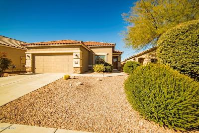 Sahuarita Single Family Home For Sale: 15832 S Via Cayetano