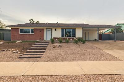 Pima County Single Family Home For Sale: 9218 E Helen Street