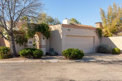 Pima County Single Family Home For Sale: 2839 W Medlar Place