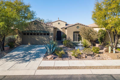 Marana Single Family Home For Sale: 12619 N New Reflection Drive