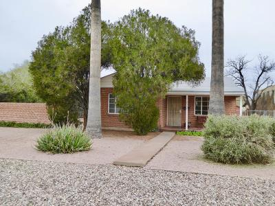 Tucson Single Family Home For Sale: 2542 E Florence Drive