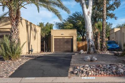 Pima County Townhouse For Sale: 4320 W Pyracantha Drive